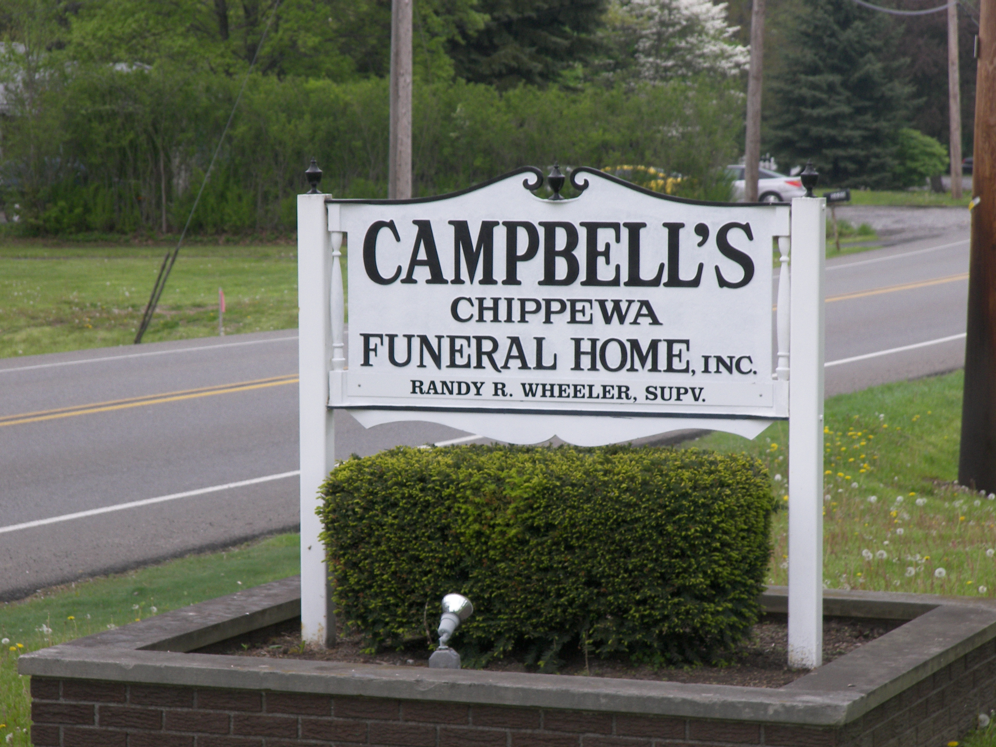 Campbell's Chippewa Funeral Home