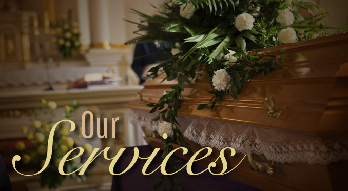 The Services provided by Campbell Family Funeral Homes