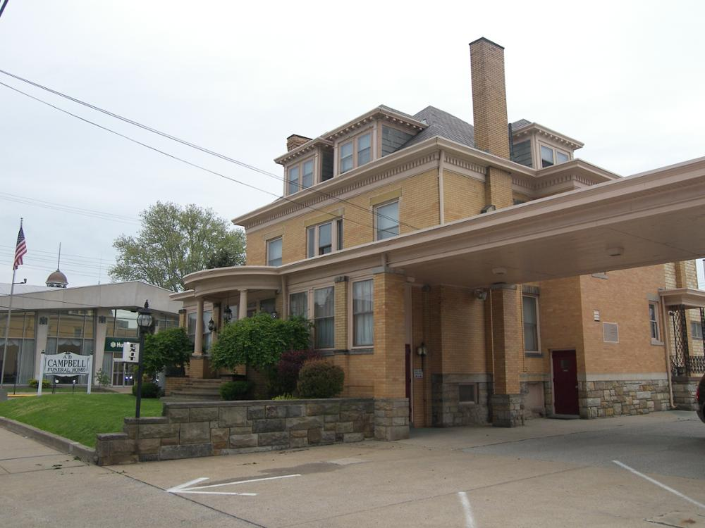 A.D. Campbell Funeral Home Inc. located in Beaver Falls PA